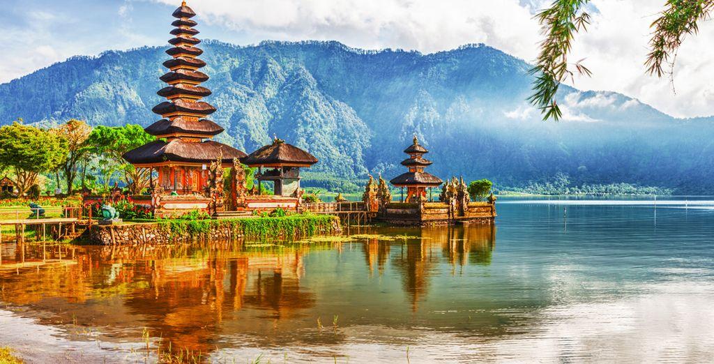 Sarete affascinati dall'Indonesia
