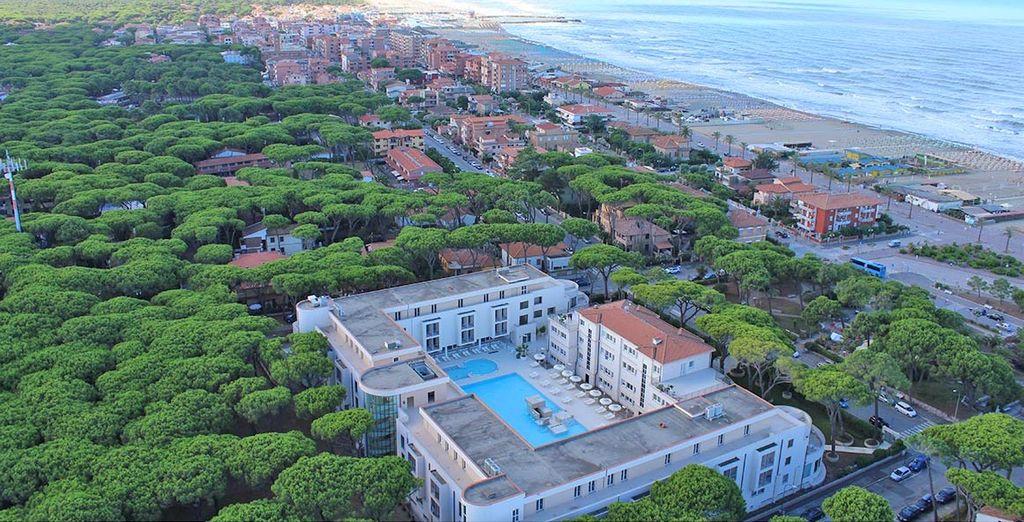 Hotel Terme Marine Leopoldo II - Speciale Festività