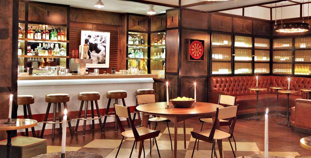 Deliziate i vostri palati nella calda atmosfera del Felice Restaurant