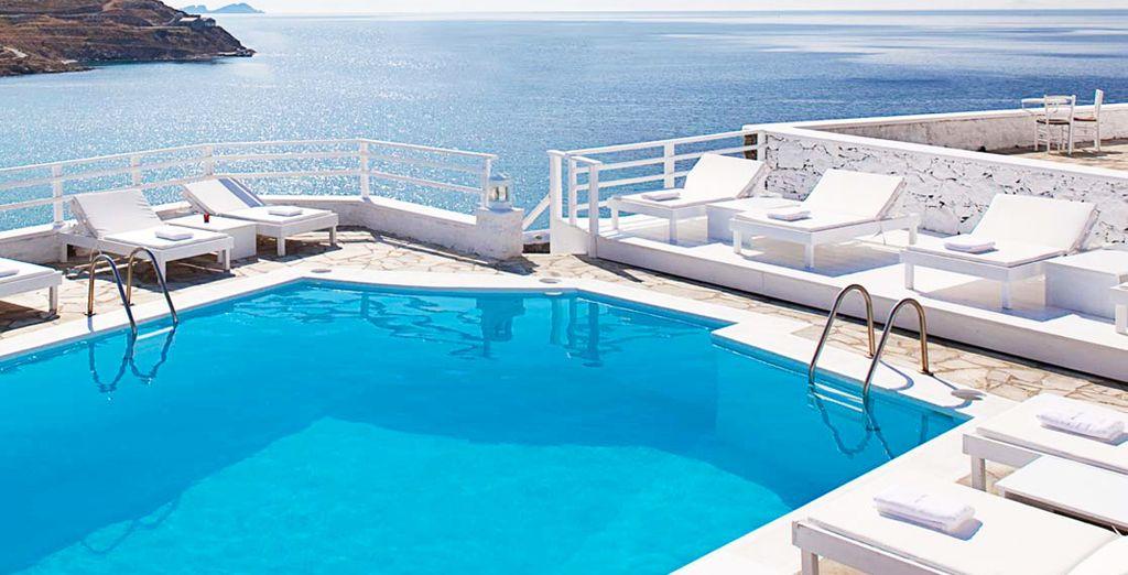 Benvenuti al Pietra e Mare Beach Hotel