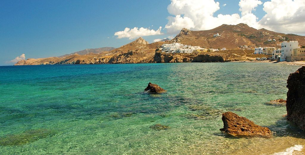 Partite per la splendida Grecia