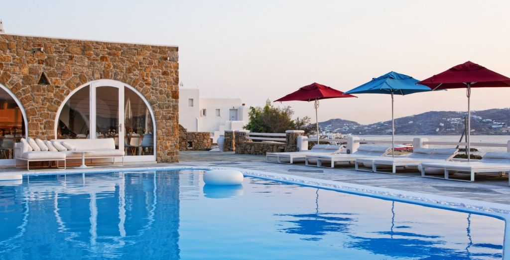 Kouros Hotel & Suites 5* - all inclusive