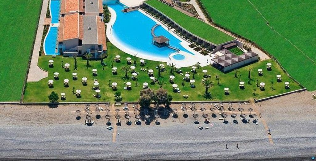 il Cavo Spada Luxury Resort and Spa 5*
