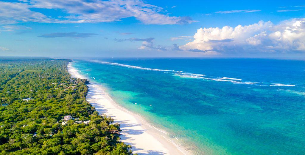 Diani beach - pacchetti vacanze kenya