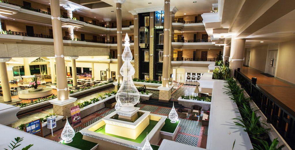 Hotel Di Lusso Interni : Recensioni beyond kata resort 4* column hotel bangkok 4