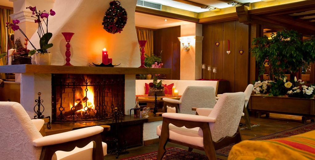 L'hotel Ladinia è pronto ad accogliervi con ambienti familiari e curati in ogni dettaglio