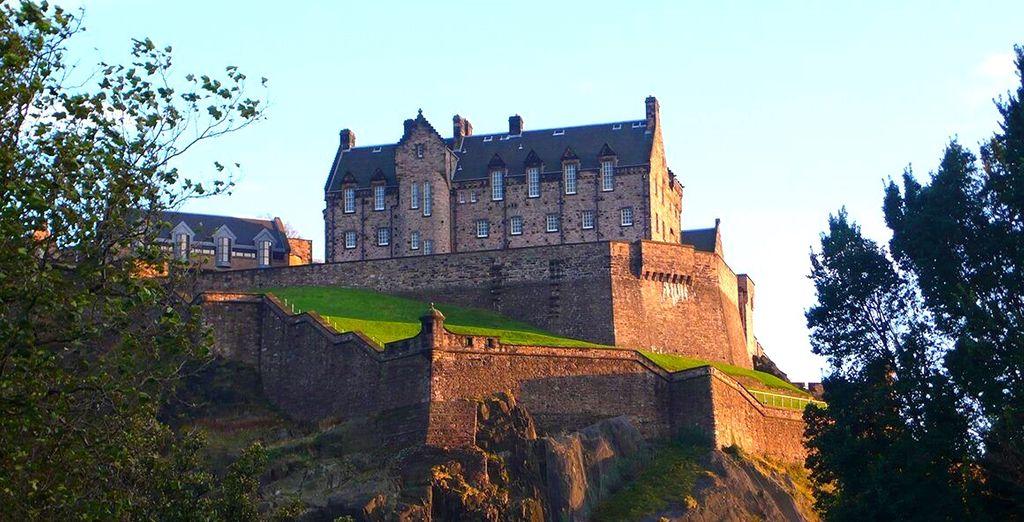 famosa per i suoi castelli