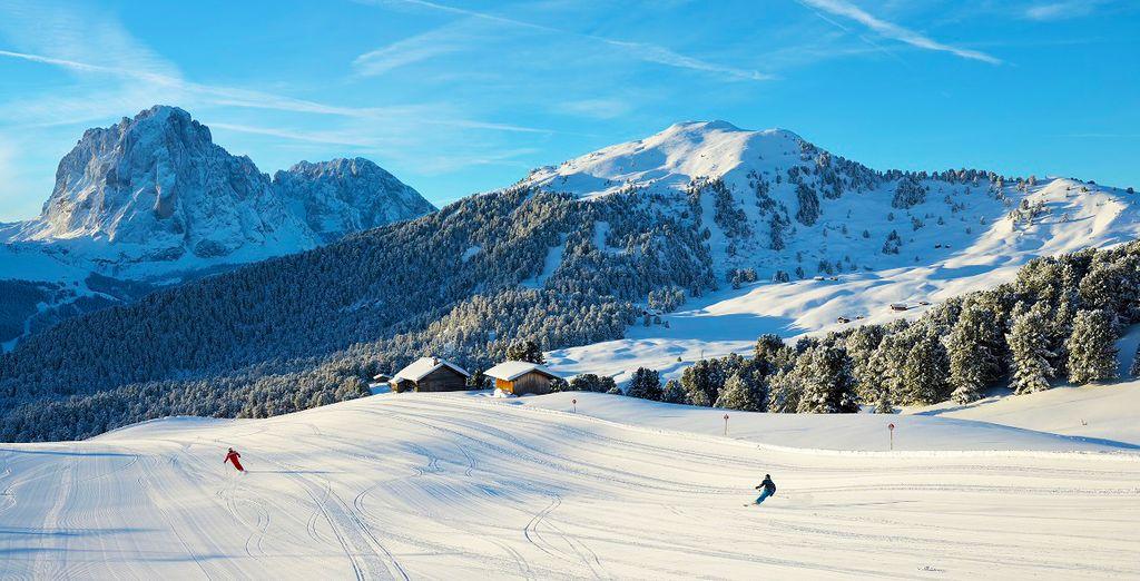 offerte di sci a Ortisei
