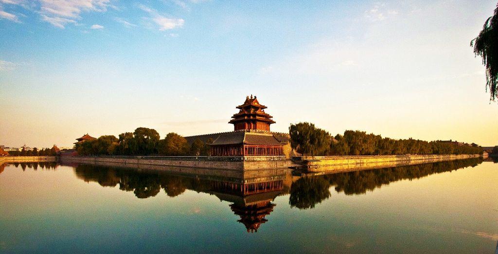 Potrete visitare il Palazzo Imperiale