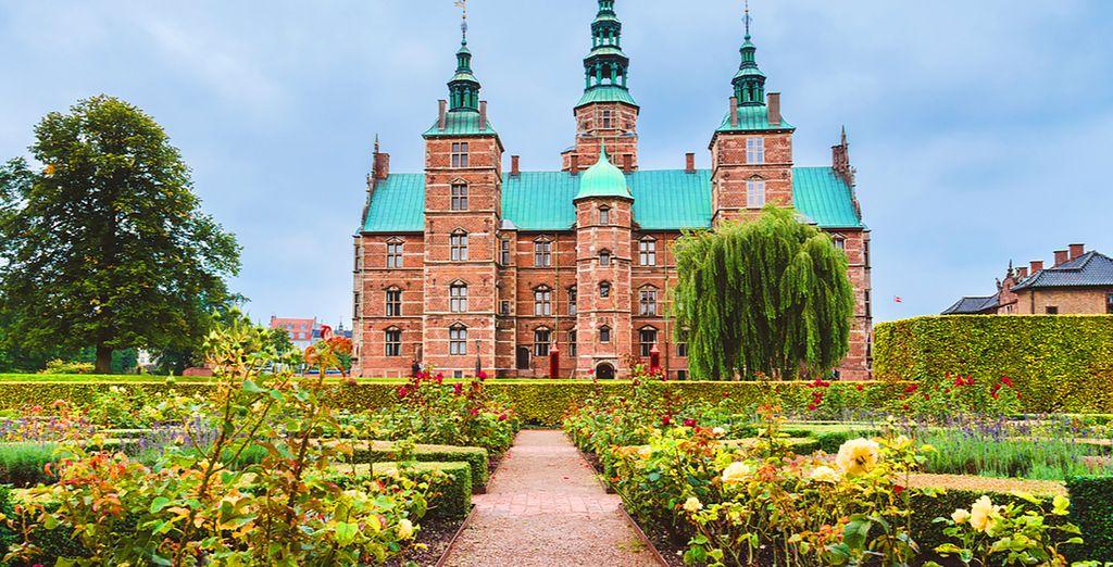 Monumenti storici e architettura barocca in Danimarca