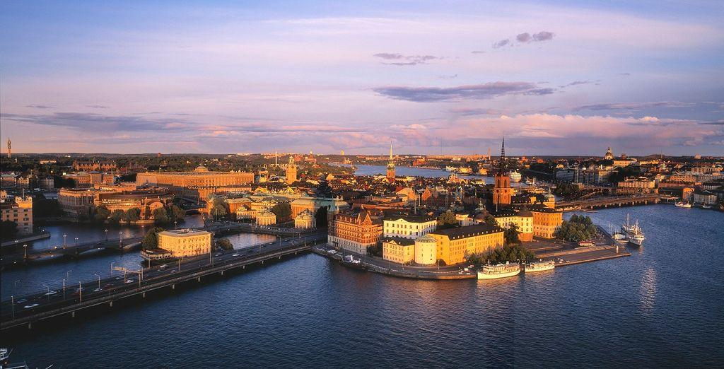 Stoccolma, dove il fascino di architetture classiche
