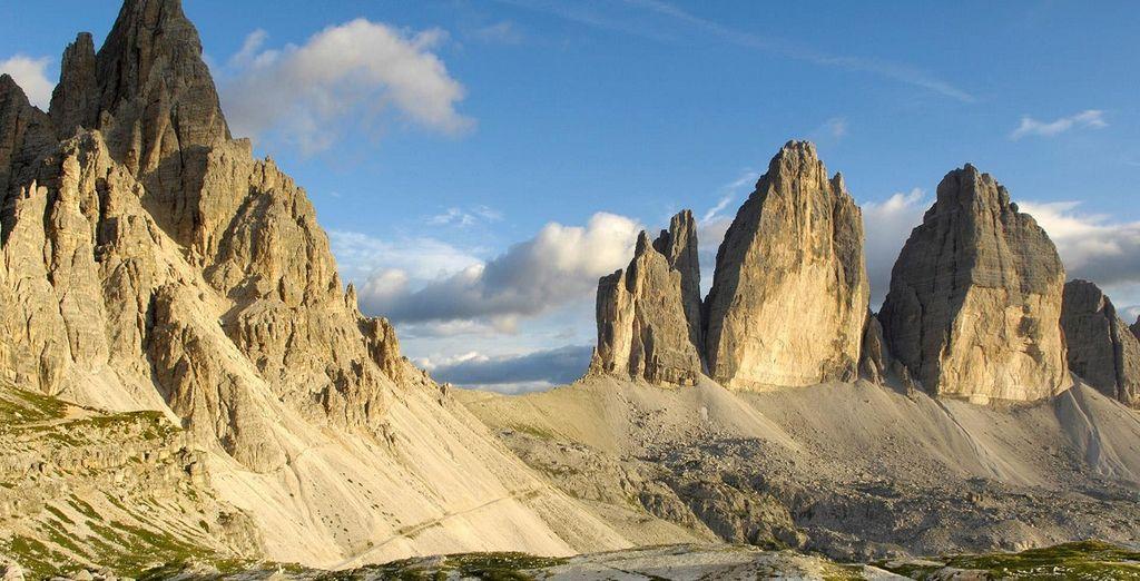 e lasciatevi trasportare dalle meraviglie naturali del Trentino Alto-Adige.