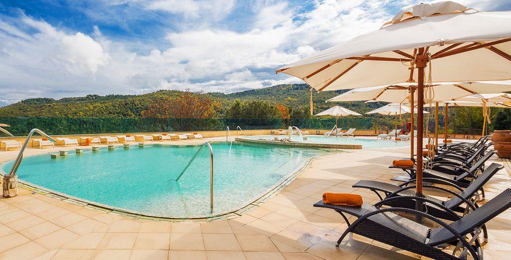 L'elegante Petriolo Spa Resort Ata Hotel 5* vi attende