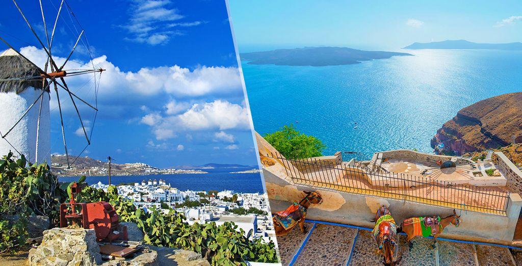 Iro\'s Boutique Hotel Mykonos & Hotel El Greco Santorini Voyage Privé ...