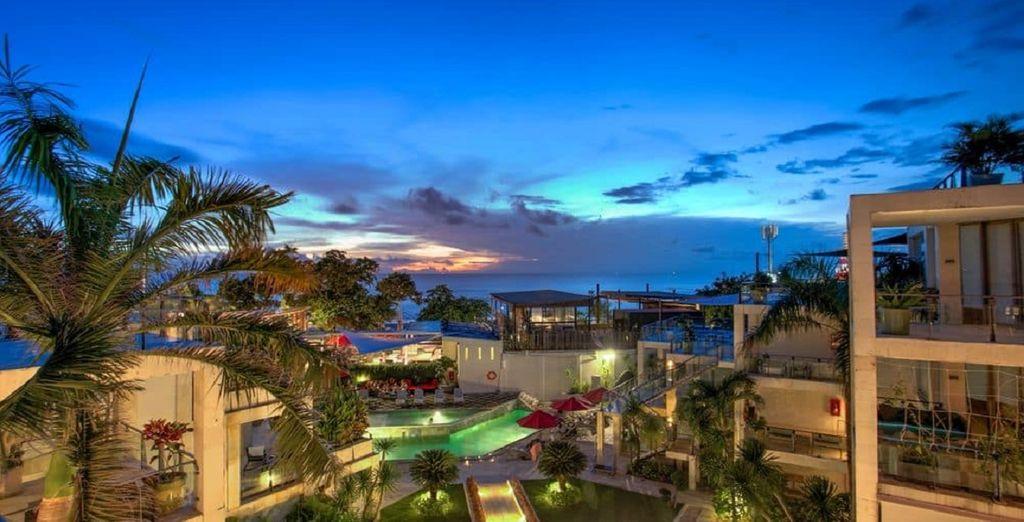 Oppure scegliete il Furama Xclusive Ocean Beach 4*