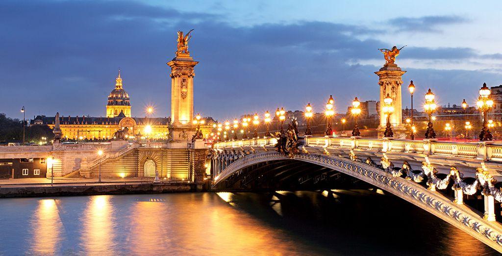 Photographie de la ville de Paris