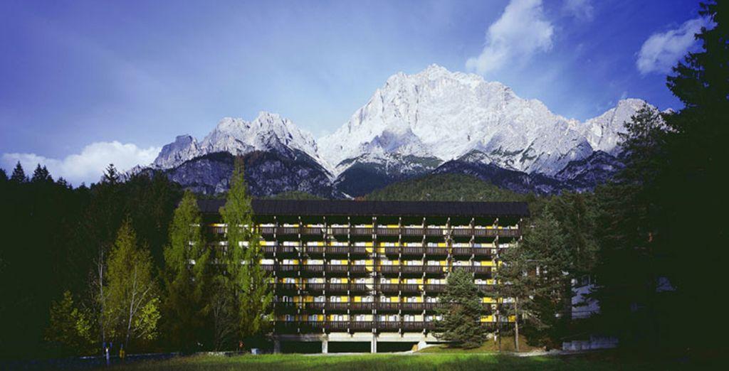 Corte delle Dolomiti Resort - Hotel Boite vi dà il benvenuto