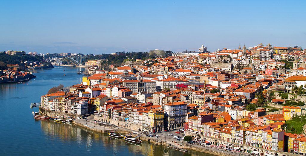 Benvenuti a Porto