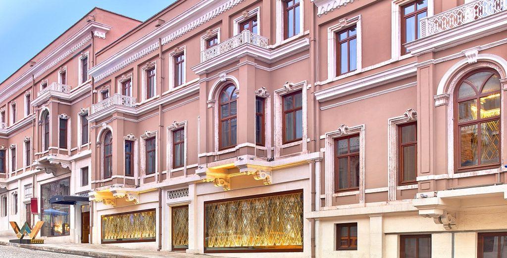 Fotografia della zona ideale per lo shopping a Istanbul: Nisantasi