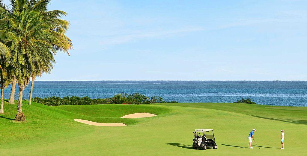 il campo da golf 18 buche per gli appassionati