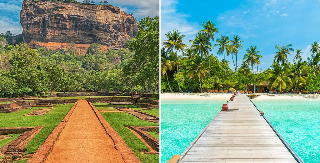 Recensioni - Minitour Sri Lanka + Soggiorno mare Maldive - Voyage Privé