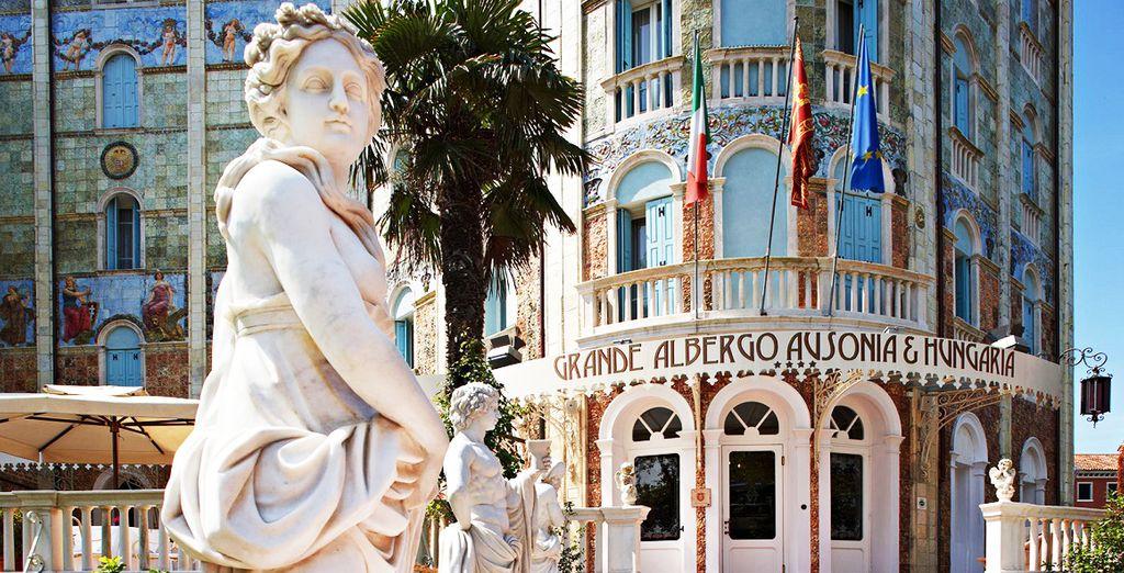 Lusso e relax a Venezia vi attendono