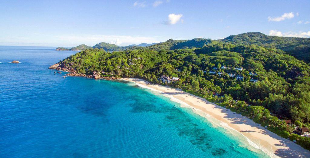 Welkom bij de Banyan Tree Seychelles