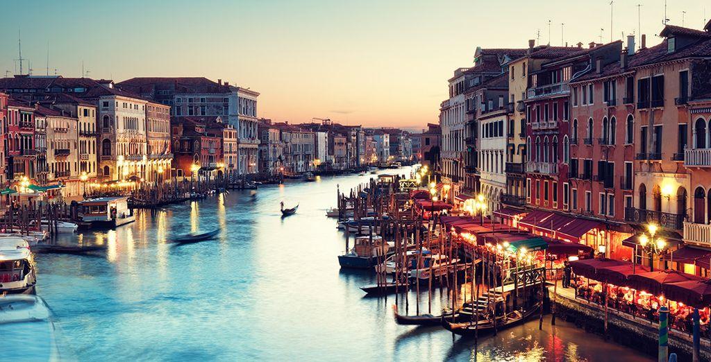 Welkom in Venetië