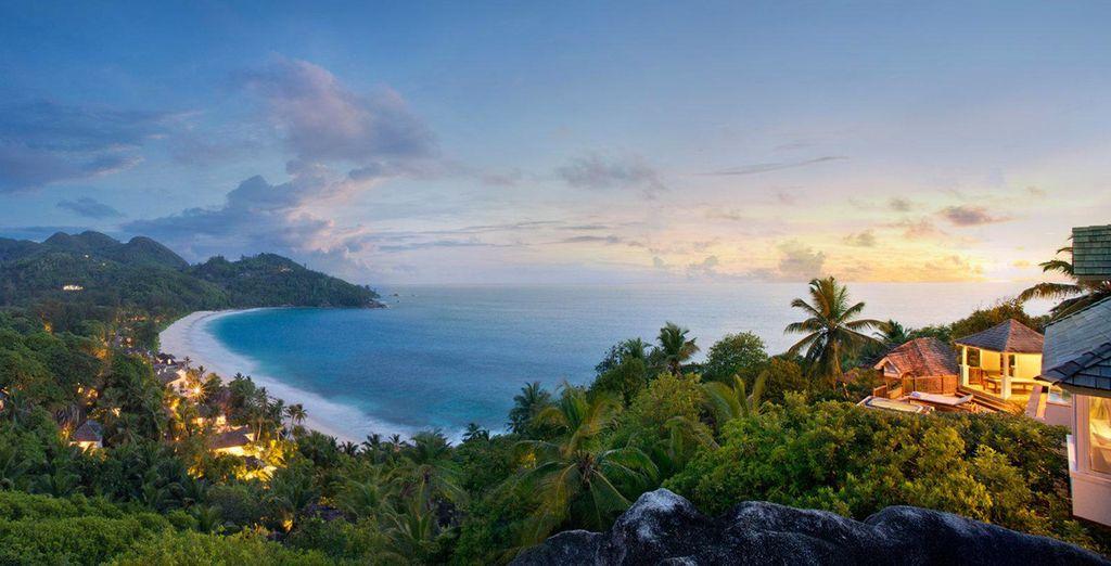 De Seychellen wachten op u