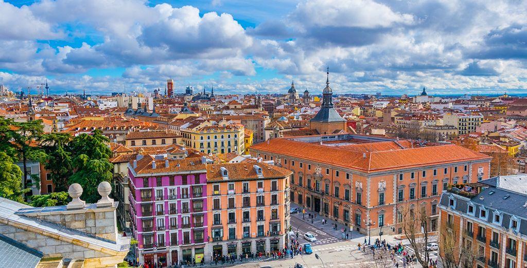 Het is nu tijd om het onvergetelijke Madrid te bezoeken