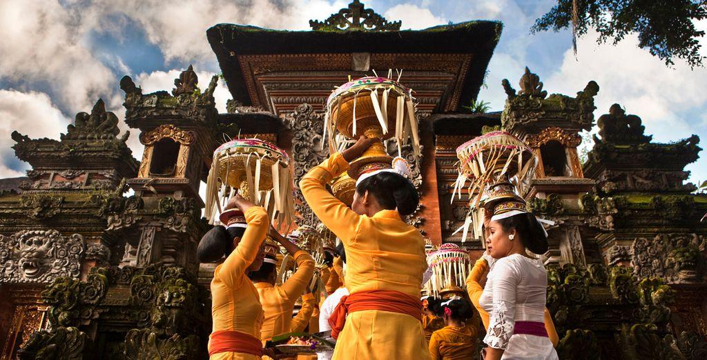 Twee fantastische hotels wachten op u in Bali