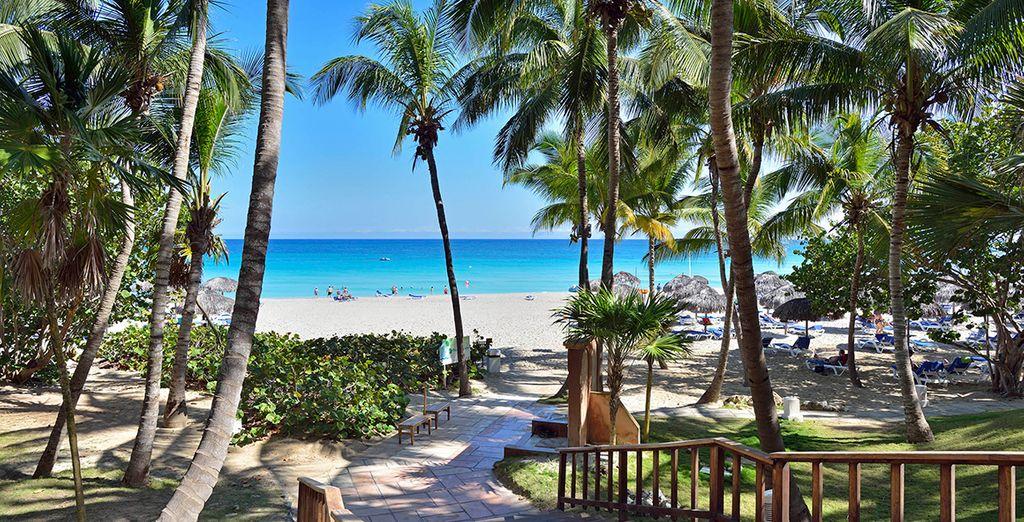 Zet uw reis verder naar de prachtige stranden van Varadero