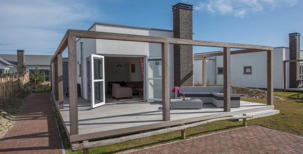 Uw luxe villa voor een heerlijke vakantie....