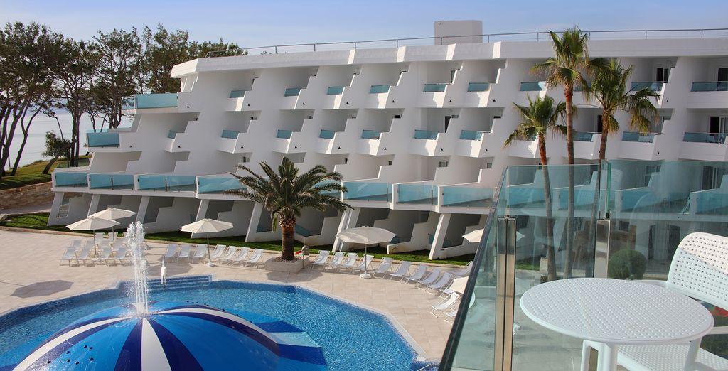 Een prachtig 4* hotel op Mallorca