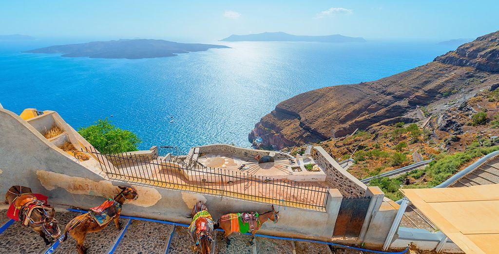 Het idyllische Griekse eiland