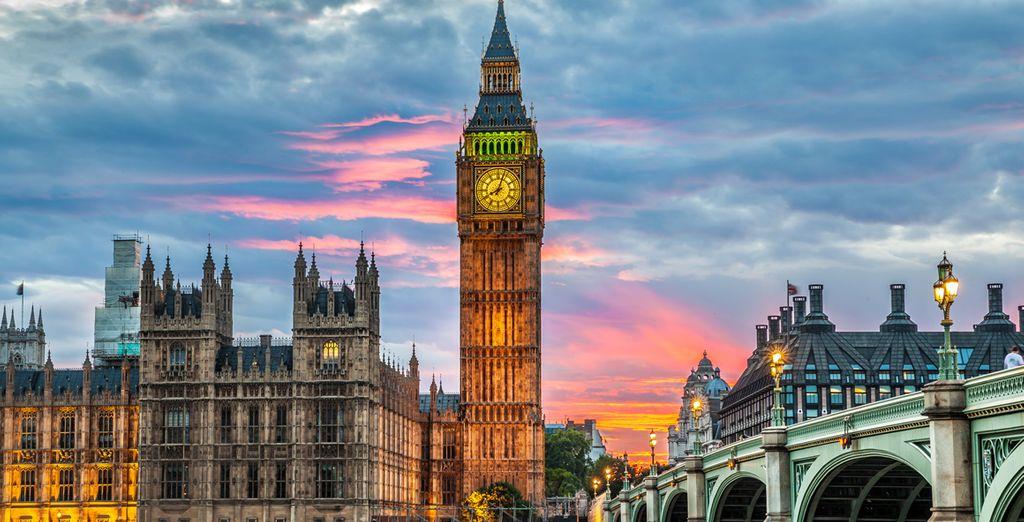 Een fijn verblijf in Londen!