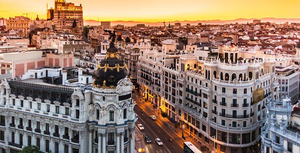 Op naar Madrid!
