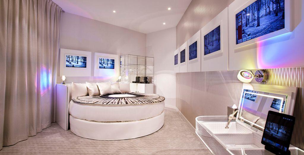 Hotel Declic 4* is uniek en stijlvol