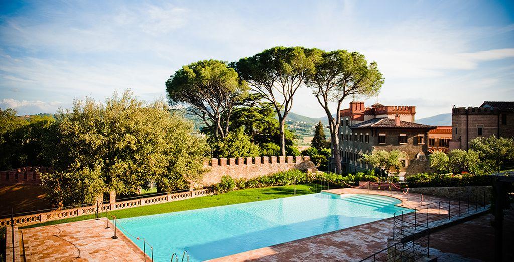 De schoonheid van Perugia...