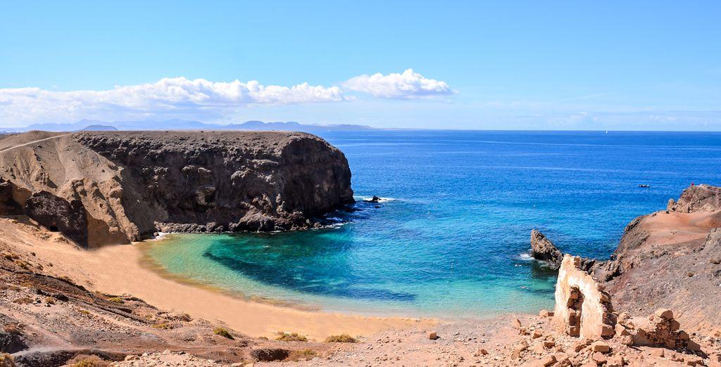 Kom Lanzarote ontdekken!