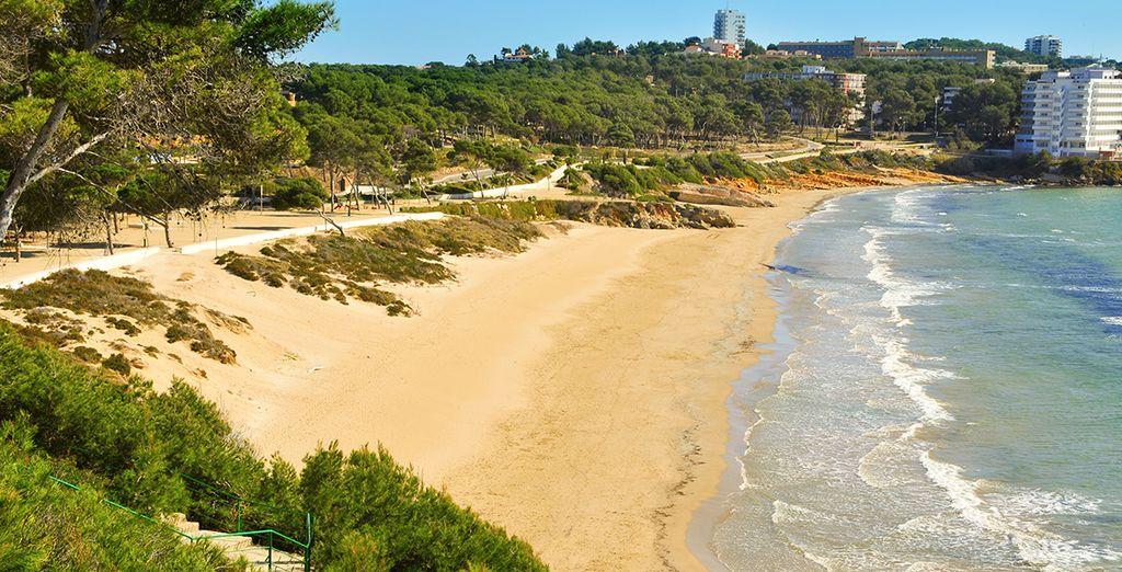 De Spaanse costa wacht op u...