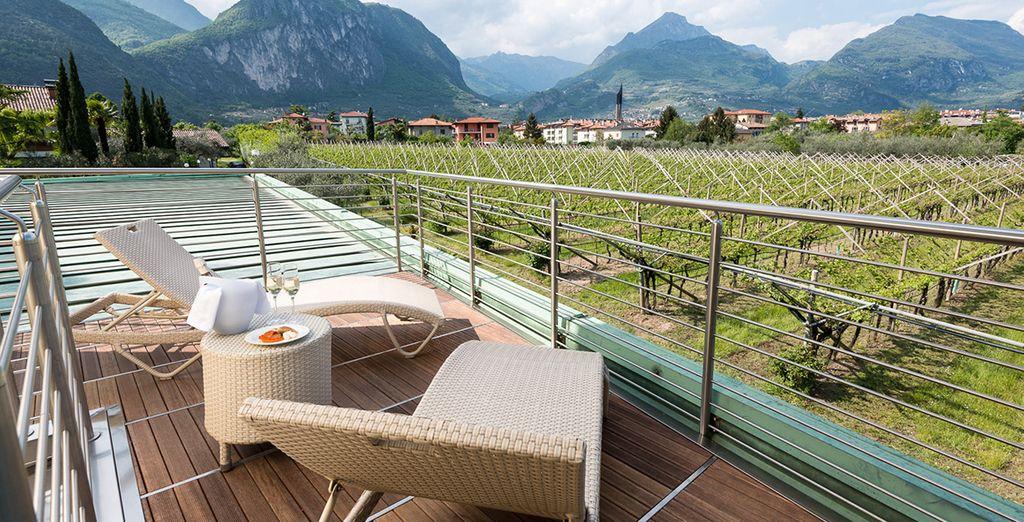 Welkom in het Villa Nicolli Romantic Resort