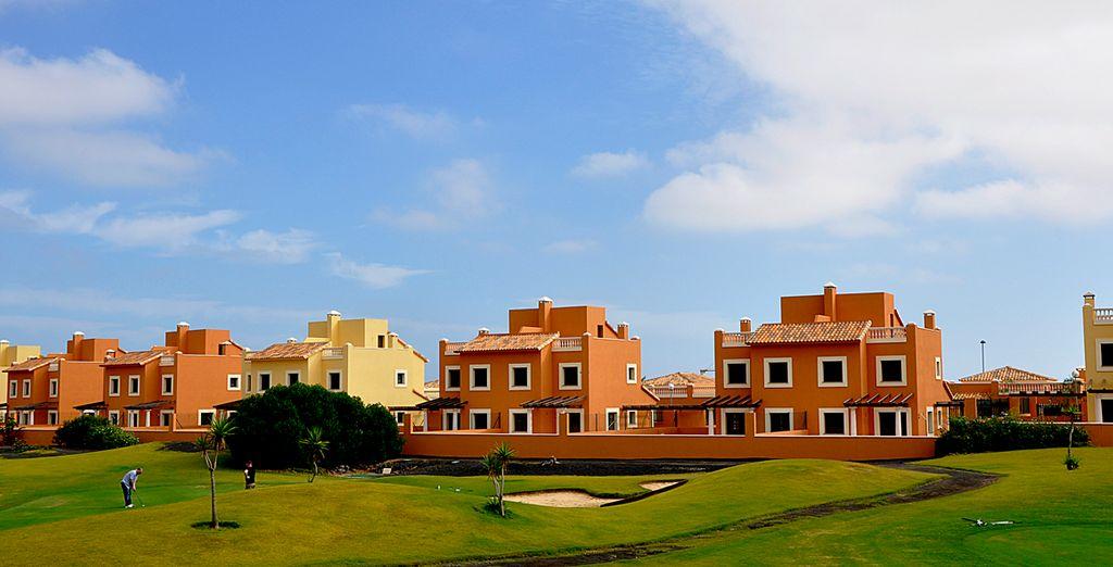 Hotel Mirador de Lobos Golf Resort heet u welkom