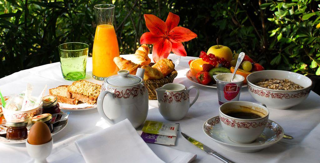 Begin de dag goed met een gezond ontbijt