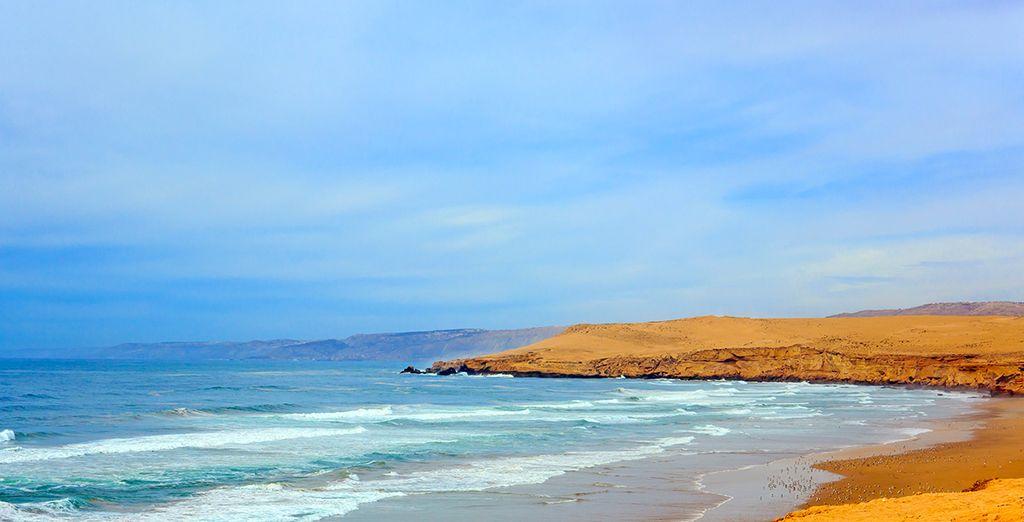 Vervolgens kunt u Agadir verkennen