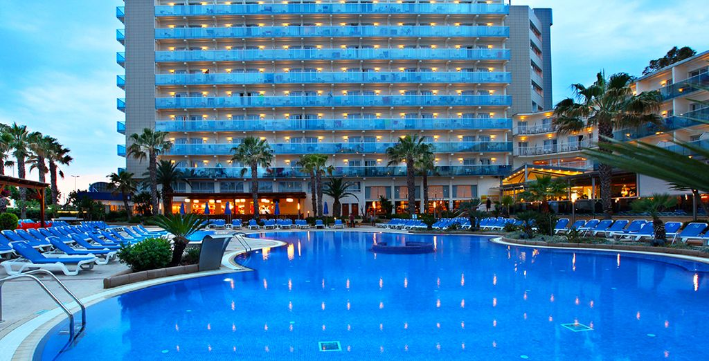 Welkom in het Hotel Golden Taurus Park Resort