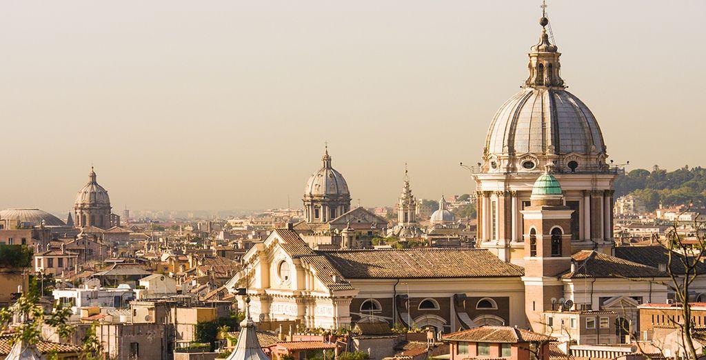 Fijn verblijf in de Italiaanse hoofdstad!