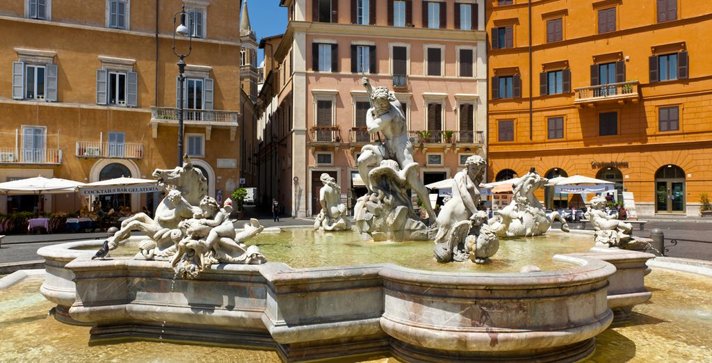 Het Piazza Navona