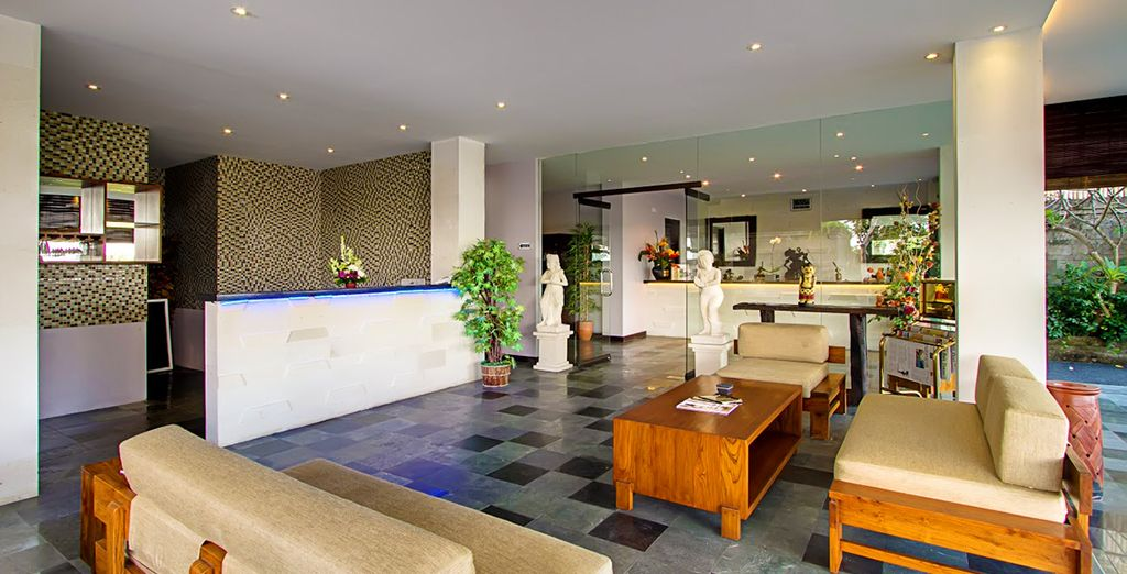 Een luxehotel bij Seminyak