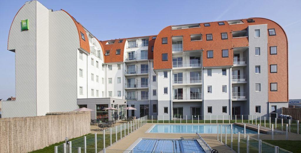 Welkom bij het Ibis Hotel Zeebrugge